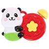 Малибу игрушки (Mali-игрушки) T6006 образовательные детские игрушки малого барабана панда погремушки детские развивающие игрушки
