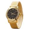 MyMei Women Luxury Bracelet Watch Stainless Steel Analog Quartz Wrist Watches stylish 8 led blue light digit stainless steel bracelet wrist watch black 1 cr2016