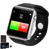 MX2 интеллект Экспресс высокий с сенсорным экраном часы-телефон детей смарт-карта мужчина ребенок может носить черный телефон часы телефон часы