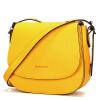 Семь волков SEPTWOLVES новые дамы моды сумки диких плеча сумка диагональ пакет прилива мешок желтый 2A5355041-06