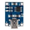5V Mini USB 1A 1000mA литиевая батарея, зарядное устройство зарядное Модуль платы зарядное устройство protable 5600mah 5v usb 18650 diy no