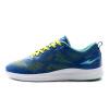 ERKE ERKE мужчины кроссовки удобная легкая бег обувь спортивная обувь мода повседневная обувь 51116203090 цвет синий / морской зеленый 42