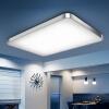 Matsushita (Panasonic) Гостиная исследование спальня потолочного освещения дистанционного непрерывного затемнения LED лампы освещения тонер прямоугольное HHLAZ4006 70W led телевизор panasonic tx 43dr300zz
