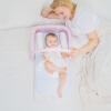 [Супермаркет] должен Jingdong Belle ebenz Европейской портативного хлева кровать кровать кровать многофункциональной биомиметическая новорожденный бб кровать принцессы кровати спать уговаривать меня, чтобы спать