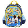 Disney мультфильм милый детский сад сумка детская сумка мальчик baby baby bag MB0371-1A темно-синий свобода disney baby крем детский от мороза и ветра 58 г