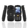 Фото NO.1 A9 2,4 водонепроницаемый мобильный сотовый телефон противоударный двойной SIM-карты Alarm сотовый телефон digma linx a177 2g