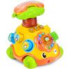 Bain Ши (beiens) раннего детства обучающие игрушки музыкальный телефон автомобиль Гарфилд лес младенцев и маленьких детей, ползающих перетащить строительных блоков бой вставлено GF404 hape удивительный пиксель арт кирпичики бой вставлено игрушки развивающие раннего детства более 3 лет e8369