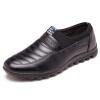Мужские бизнес случайный кожаные ботинки ступили