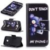 Bluebear Дизайн Кожа PU откидная крышка бумажника карты держатель чехол для Samsung Galaxy A3 2017 года чехол для сотового телефона takeit для samsung galaxy a3 2017 metal slim металлик
