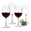 Le Meridien (Luminarc) бокал красного шампанского из бокала шампанского E5980 (четыре загрузки) 470 мл