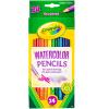 Окрашенные детской музыкальной Crayola 24 цветных водорастворимых цветных карандашей 68-4304 crayola crayola набор из 24 цветных карандашей