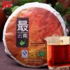 100g/pc, high quality ripe pu erh,Meng Hai old tea tree,gu shu materials,health care puer tea,slimming tea