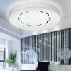 TCL LED потолок Снежный Гибискус 32W белый свет Железный Живую исследование офиса ресторан освещение спальни лампы 520 * 520мм круговой лампы освещение