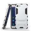 MOONCASE Съемные 2 в 1 Гибрид Броня Корпус двухслойный Противоударно крышка Крышка со встроенным Kickstand для Lenovo ZUK Z2