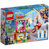 LEGO Super Heroes девушка серия 7 до 12 лет Шмель осы женщины вертолет 41234 детских игрушки блоков Lego (в то время как запасы последних)