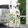 Бутылка для бутылок с соевым маслом для соевого масла из вечнозеленых бутылок 500 мл Американская кухонная посуда для гриля Z3OB4106X2 посуда кухонная
