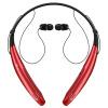 LG HBS-770 Bluetooth беспроводной гарнитура телефон гарнитура уха спортивных наушники музыка наушники носить красную шею lg hbs 770 bluetooth беспроводная гарнитура телефона гарнитура уха спортивные наушники музыка наушники шеи носить черный