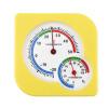 Крытый метр Temp температуры наружного воздуха Wet гигрометр Влажность Термометр