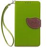 Зеленый дизайн Кожа PU откидная крышка бумажника карты держатель чехол для Sony Xperia Z3 Compact/Mini стеллар погремушка дудочка стеллар