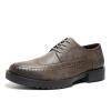 Обувь для обуви OKKO Bullock мужская обувь Британская мужская повседневная обувь ретро модная обувь 5788 серая 38 метров