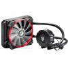 ID-COOLING Frostflow 120 встроенный охладитель процессора с водяным охлаждением полная версия однорядных красных и черных вентиляторов