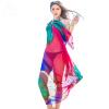 Ainingxue летний солнцезащитный крем имитация шарф леди шарф платок прямоугольный четыре сезона шарф пляж шарф WS199 синий шарф givenchy синий