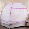 Ин Xin текстильные сетки три-дверные сетки юрта бесплатно пространство для установки купола москитной сетки увеличить складной провод обратно к концу слова синей кровати сетки 1,8 м