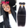 Natural Hair Extension NLW Products 8A Peruvian Virgin Human Straight Hair weaves Unprocessed 3 Bundles for Black Women Smooth aliexpress hair european virgin hair straight european hair bundles unprocessed virgin european cheap human hair extension sell