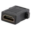 HDMI для Женский Женский Поворотный ответвитель 180 градусов Столяр конвертер адаптер столяр любитель