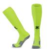 Карл Соединенные Штаты Америки (KELME) высокие эластичные чулки футбол впитывать пот полотенцем дно не скользит дышащий спортивные носки K15Z908 L (42-44) Цвет Синий