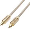 Акихабара (CHOSEAL) QS1101T5 стороне порта воспроизведения цифрового аудио кабель многоканального аудио оптический кабель 5 м choseal yf u331 1 8m розетка три порта с отдельном управлением
