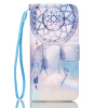 Dreamcatcher Дизайн PU кожаный бумажник держателя карты откидная крышка чехол для IPHONE 6 пара зонтик дизайн pu кожаный бумажник держателя карты откидная крышка чехол для iphone 6