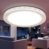Matsushita (Panasonic) LED потолок гостиной спальни лампы затемнение три секции первичного и вторичного освещение света Wyatt цветок HHLA3141 39W лампы освещение