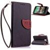Черный Дизайн Кожа PU откидная крышка бумажника карты держатель чехол для HTC Desire 610 htc desire 650