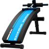 То же семейство фитнес-оборудования спинной пластинки приседания живота на спине пластин многофункциональный фитнес-план живота Y002