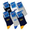 [супермаркет] Jingdong NBA носки мужские бизнес случайный хлопок носки баскетбол носки диких дышащие и удобные мужские носки, установленные 6 пар nba баскетбол носки мужские носки случайные носки эластичные носки хлопок носки установлены 6 пар