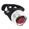 MyMei Bike Bicycle Helmet Red LED Three Modes Rear Light Safety Tail Four Colors Lamp