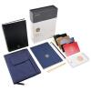 (M & G) HAPY0149 набор бизнес ноутбук ноутбук моде дневник путешественник эта книга канцелярские набор 8 наборов элегантный синий mrs dalloway s party