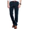 Мужские зимние брюки случайные брюки многоцветной фитиль