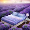 LOVO LOLI Жизнь произвела хлопок матрас кровать любовь любовь в Провансе кровать 150 * 200 см кровать