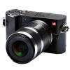 Маленькие муравьи (YI) микро-одиночная камера M1 черный зум-объектив набор 2016 миллионов пикселей 4K мода свет сменный объектив камеры (zoom 12-40mmF3.5-5.6 объектив) объектив