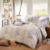 Ai Wei постельные принадлежности домашний текстиль внешней торговли хлопок саржа всю деятельность AB версия двойного одеяла Pamela 200 * 230CM цена