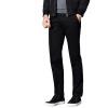 Ø65 бумажных журавликов мужской хлопок случайных брюки прямые дикие нанометров длинные штаны 30D черный 185 / 108С (40) комод 185 d com 2d3s 185