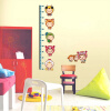 Removable Art Vinyl Quote kid height Wall Sticker Decal Mural Home Room Decor  350044 room decor cartoon height measure tree wall sticker