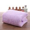 Японское внутреннее поле (UCHINO) хлопок конфеты полотенце хлопчатобумажная пряжа мягкая, удобная для кожи легко высушить V фиолетовый 70 * 140 см