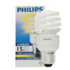 [Jingdong супермаркет] Philips (Филипс) Стандартный КЛЛ спиральные катушки 15W теплый белый энергосберегающие лампы стандарт E27 винт большого [li] на jingdong супермаркет litil 5w светодиодные лампы e27 большой энергосберегающие лампы 10 винт установлен warmwhite
