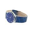 New watch Retro Design PU Leather Band Analog Alloy Quartz Wrist Watch 240129