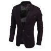 Мужчины Blazer костюм пальто