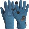 Скейлер (SCALER) перчатки мужские и женские модели теплые и удобные сенсорный экран перчатки флисовые перчатки S7231280 Navy S