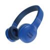 JBL E45BT синий Складная портативная гарнитура Bluetooth гарнитура беспроводная стерео гарнитура музыка jbl e25 внутриканальная bluetooth гарнитура blue